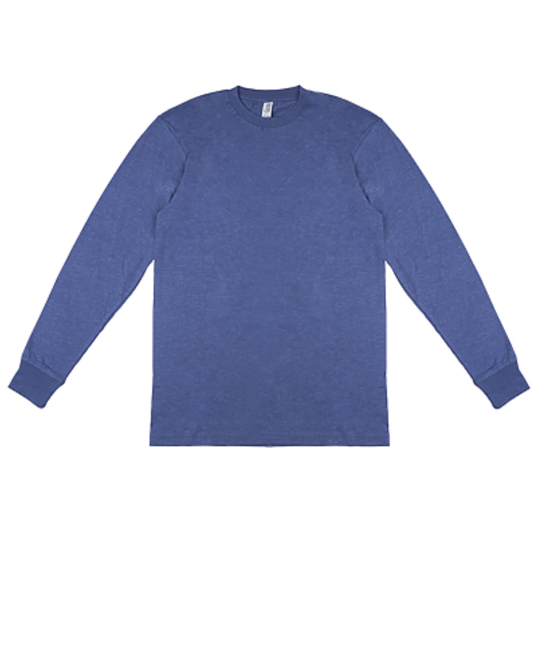 GUYS & CO. - Men's Long Sleeve Crew Neck T-Shirt - Guys and Co.