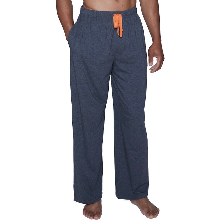 WOOD - Lounge Pant with Drawstring - Charcoal (6242284503192)