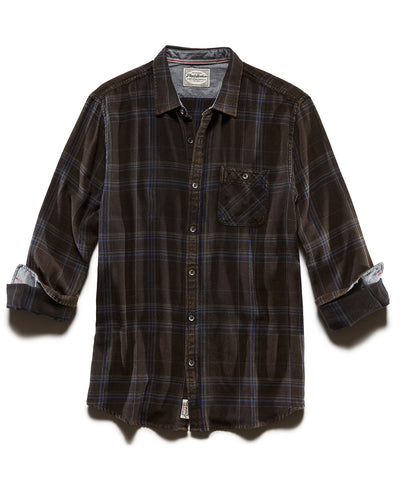 FLAG & ANTHEM - Evart Long Sleeve Flannel - Guys and Co.