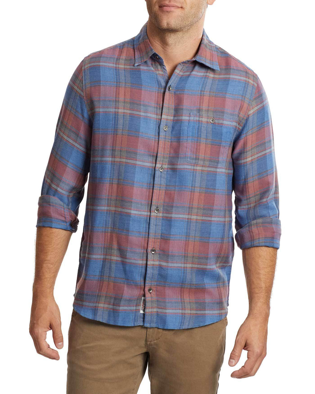 FLAG & ANTHEM - Belding Button Down Shirt - Guys and Co.