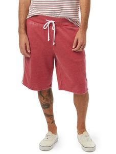 ALTERNATIVE APP - Throwback Burnout French Terry Shorts - Guys and Co.