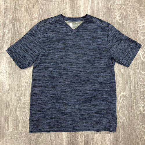 NICOBY - V Neck Short Sleeve T-shirt - Guys and Co.