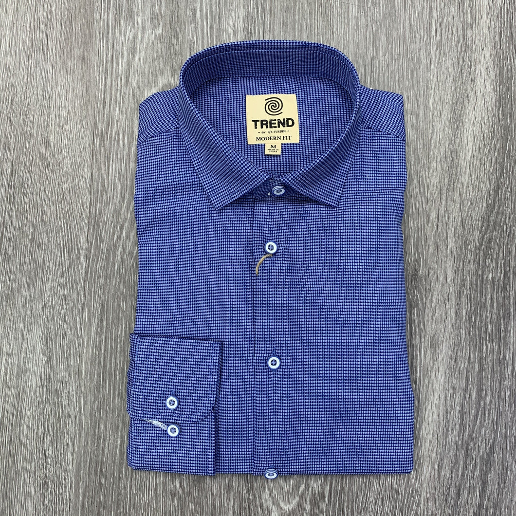 TREND BY F/X FUSION - Mens Dress Shirt T422 - Guys and Co.