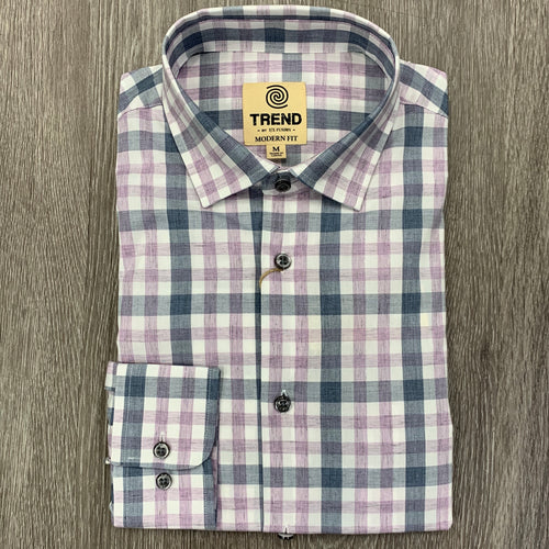 TREND BY F/X FUSION - Mens Dress Shirt T479 - Guys and Co.
