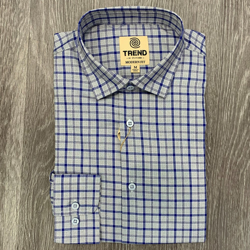 TREND BY F/X FUSION - Mens Dress Shirt T420 - Guys and Co.