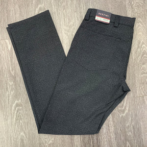BERTINI - Bi-Stretch 5 Pocket Knit Pant - Guys and Co.
