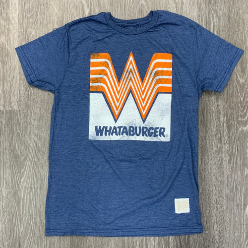 THE ORIGINAL RETRO BRAND - Men's Whataburger T-shirt - Guys and Co.