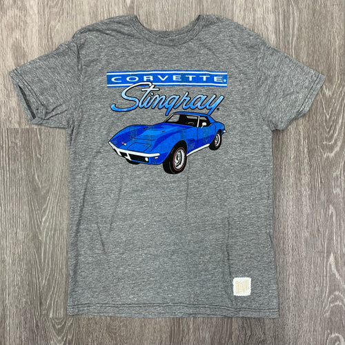THE ORIGINAL RETRO BRAND - Men's Corvette Stringray T-shirt - Guys and Co.
