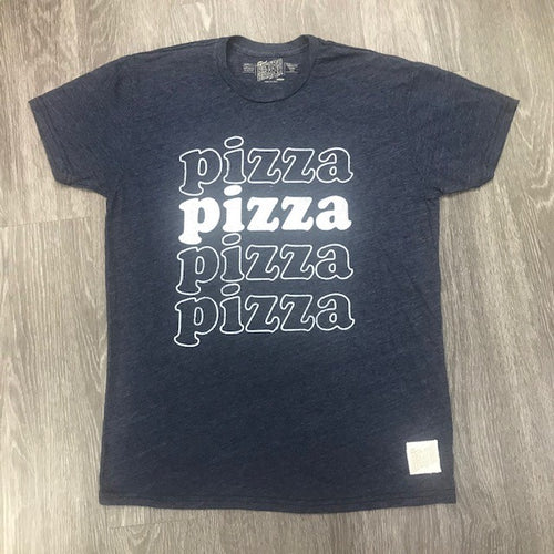 THE ORIGINAL RETRO BRAND -Pizza, Pizza, Etc. Men's T-shirt  RB5814A-RETRO - Guys and Co.