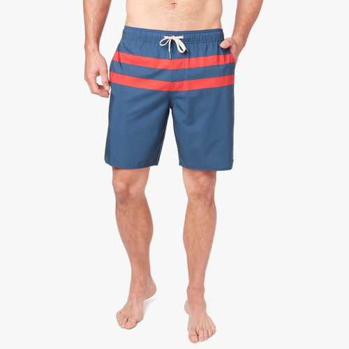 Anchor Short Red Stripe (6554511442072)