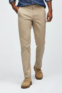 BONOBOS - Stretch Washed Chinos Khaki