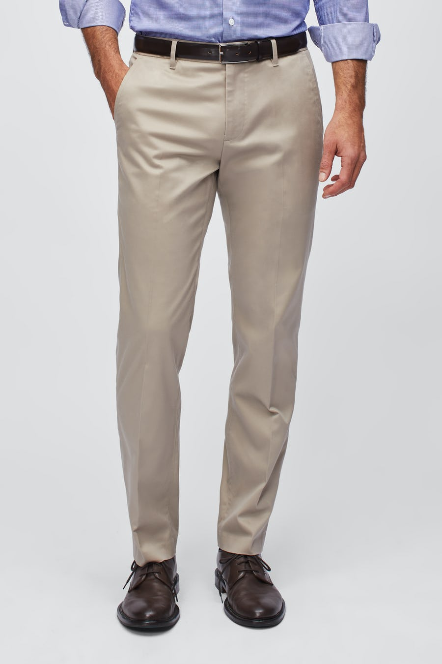 BONOBOS - Stretch Weekday Warrior Dress Pants, Khaki