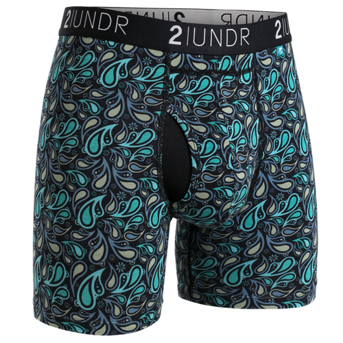 2UNDR - Swing Shift Boxer Brief: Boho - Guys and Co.