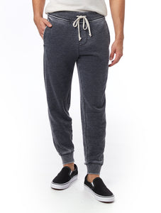 ALTERNATIVE APP - Campus Burnout French Terry Jogger Pants - Guys and Co. (5522662424728)