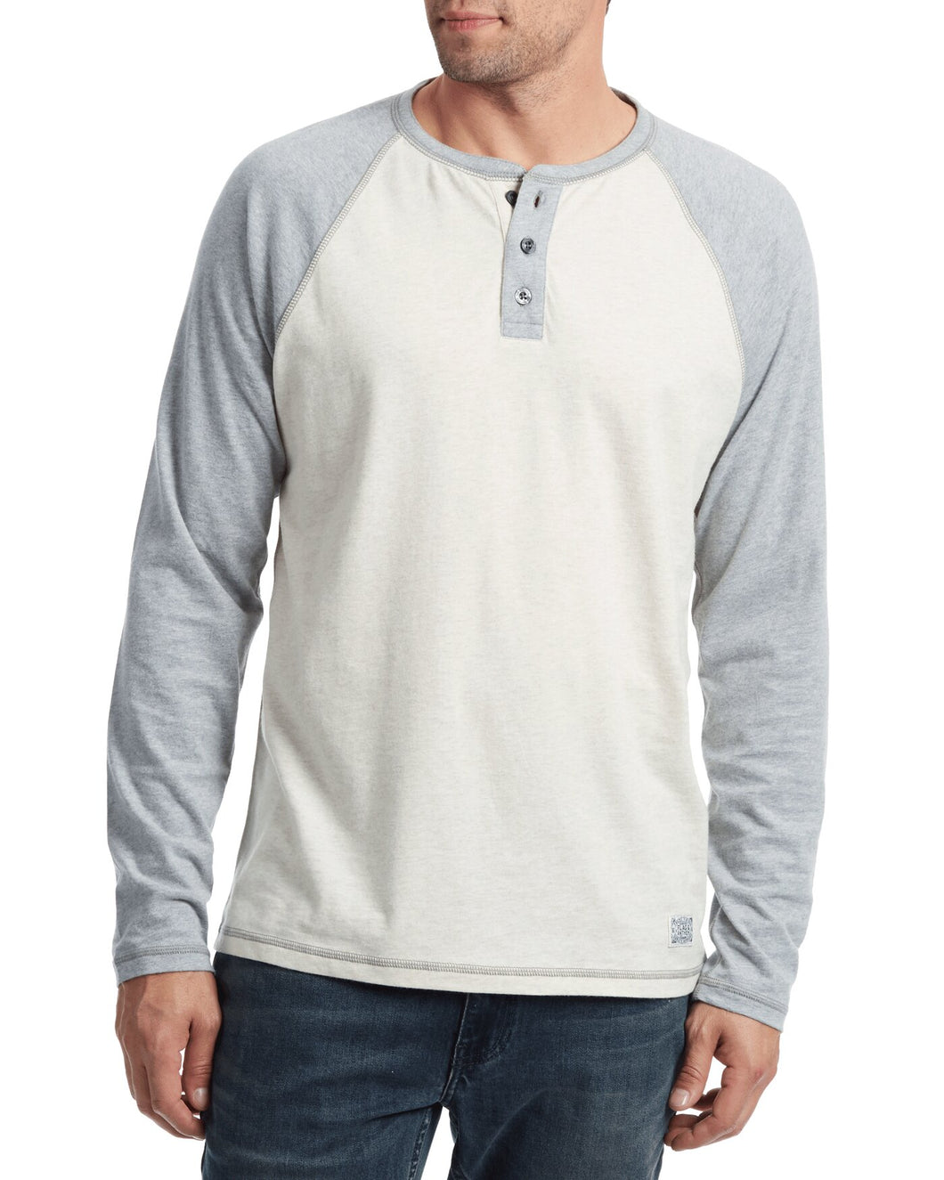 FLAG & ANTHEM - Creek Sueded Raglan Henley (6143754567832)