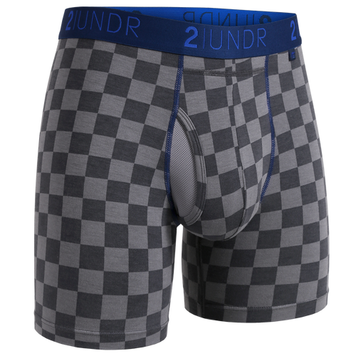2UNDR - Swing Shift Boxer Brief: Checkmate - Guys and Co.
