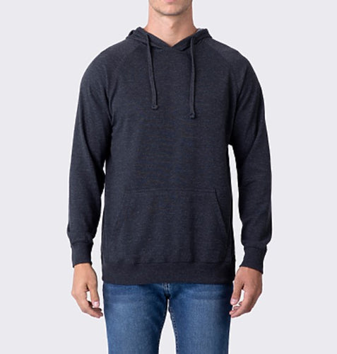 GUYS & CO. - French Terry Hooded Pullover (6120871133336)