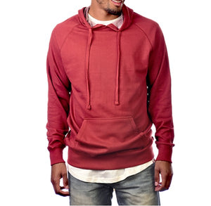 GUYS & CO. - French Terry Hooded Pullover