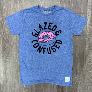 THE ORIGINAL RETRO BRAND - Men's Glazed & Confused T-shirt - Guys and Co. (5938663391384)