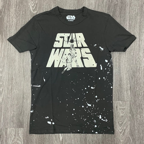 CHASER - Star Wars Luke & Leia Crewneck Tee - Guys and Co. (5612115296408)