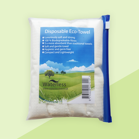 Disposable Eco Towel x4
