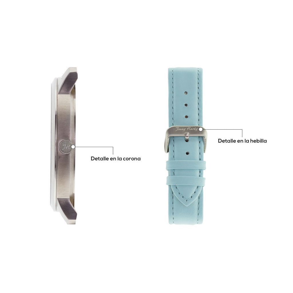 Jimmy Hardy Watch Serenity Light Blue
