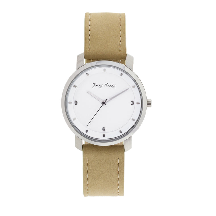 Jimmy Hardy Watch Innocent White & Cream