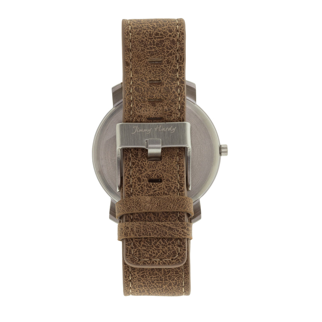 Jimmy Hardy Watch Fervent White & Brown