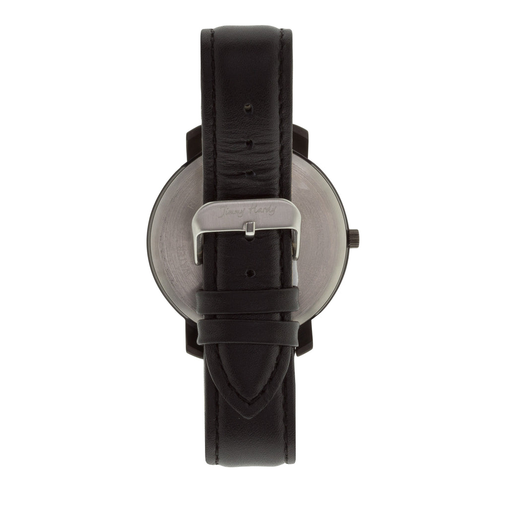 Jimmy Hardy Watch Total Black Reloj