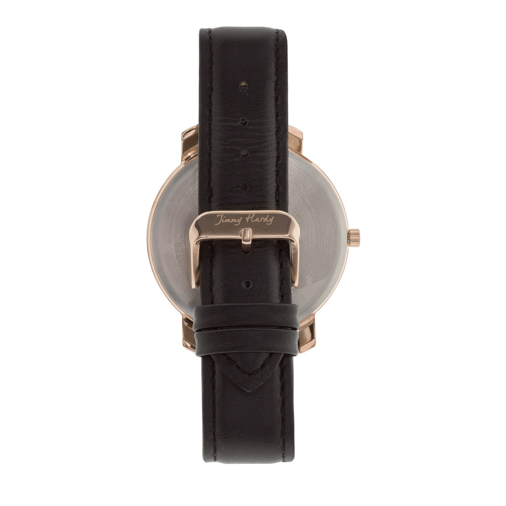 Jimmy Hardy Watch Luxury Gold & Black