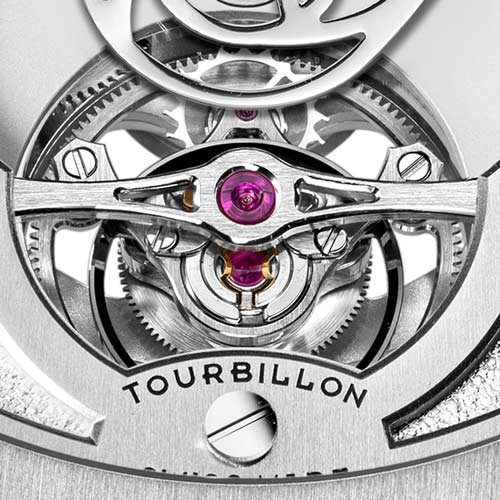 DWISS RC1-SW Swiss Made Tourbillon watch