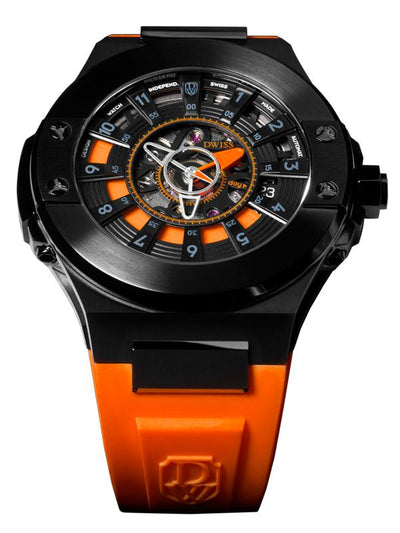 DWISS M2-ABO - Limited Edition, Design Awarded Luxury Swiss Made Watches With Innovative Time Reading Systems