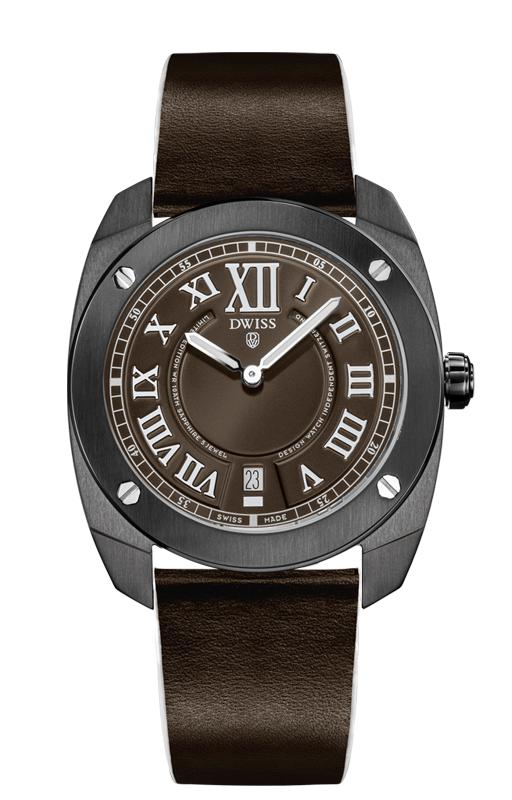 DWISS RC1-BR-Quartz - Limited Edition, Luxury Swiss Made Watches