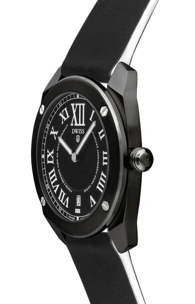 DWISS RC1-BB-Quartz - Limited Edition, Luxury Swiss Made Watches