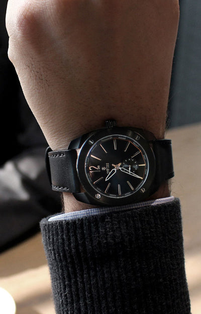 DWISS RS1-BB-Mechanical - Limited Edition, Luxury Swiss Made mechanical Watch using ETA 7001