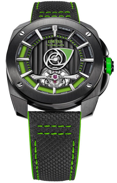 RS1-BG-Tourbillon w/ Strap
