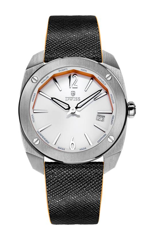 DWISS RS1-SW-Quartz - Limited Edition, Luxury Swiss Made Watches