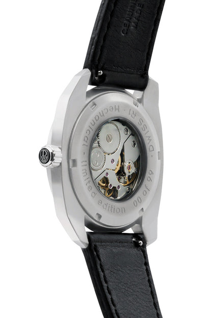 DWISS RC1-SW-Mechanical - Limited Edition, Luxury Swiss Made mechanical Watch using ETA 7001