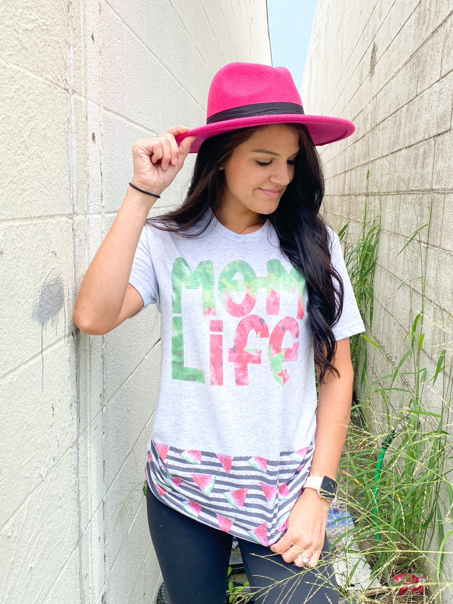 Watermelon Mom Tee