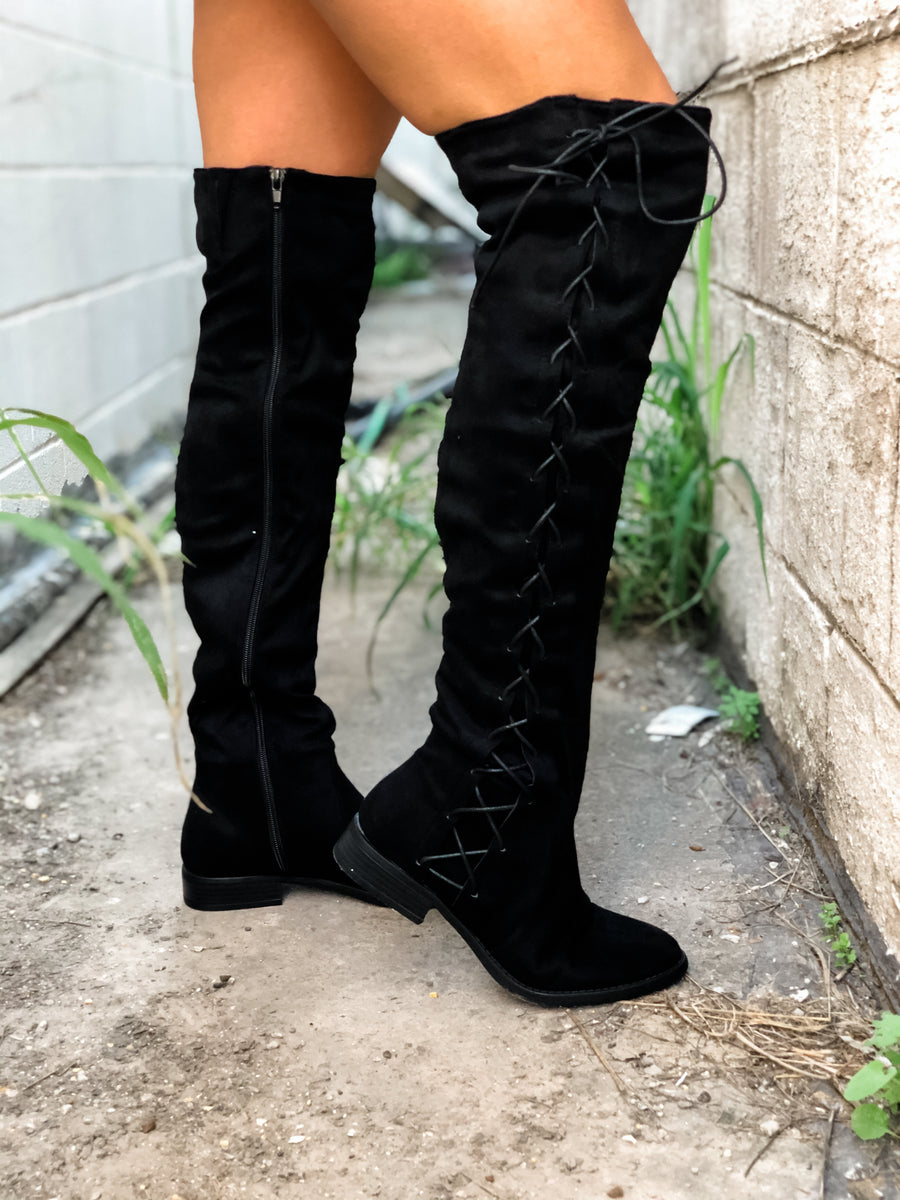 Brody Boots (Knee High)