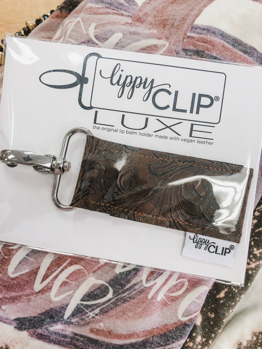 Lippy clips (lots of color options)