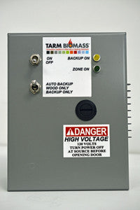 Boiler Switch Control - Tarm Biomass - 1