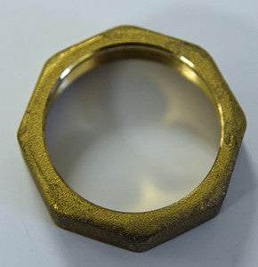Brass Locking Nut - Tarm Biomass