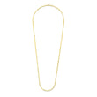 30 Inch Mini Circle Link Necklace