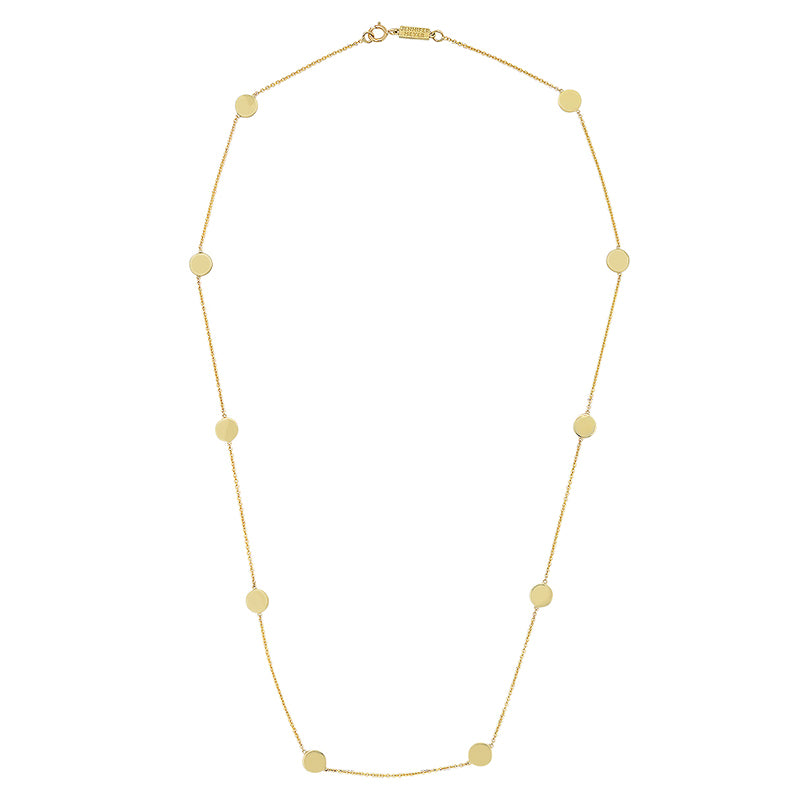 Circle By-The-Inch Necklace