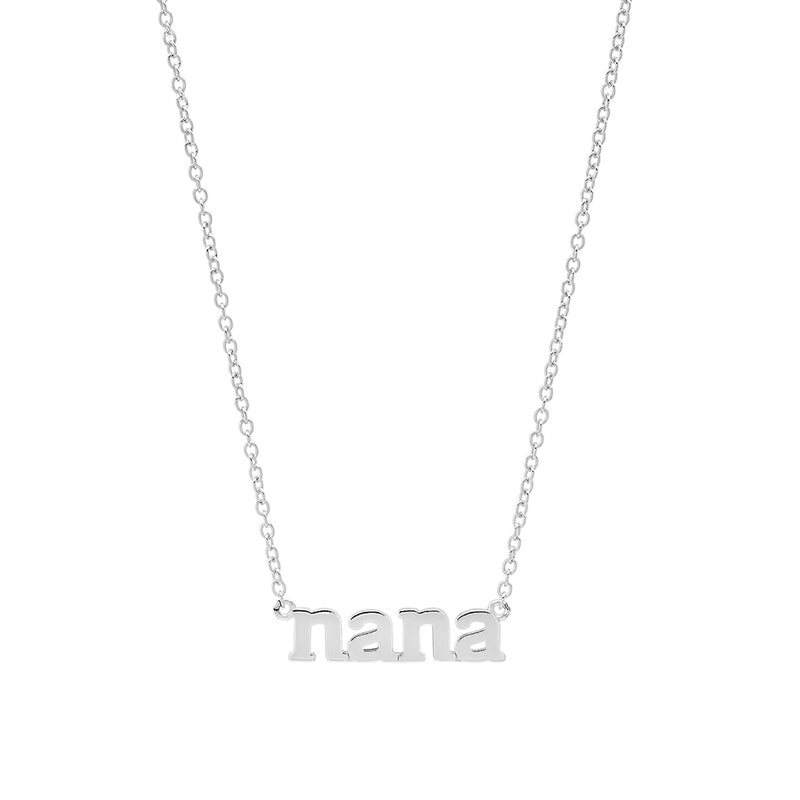 White Gold Nana Necklace