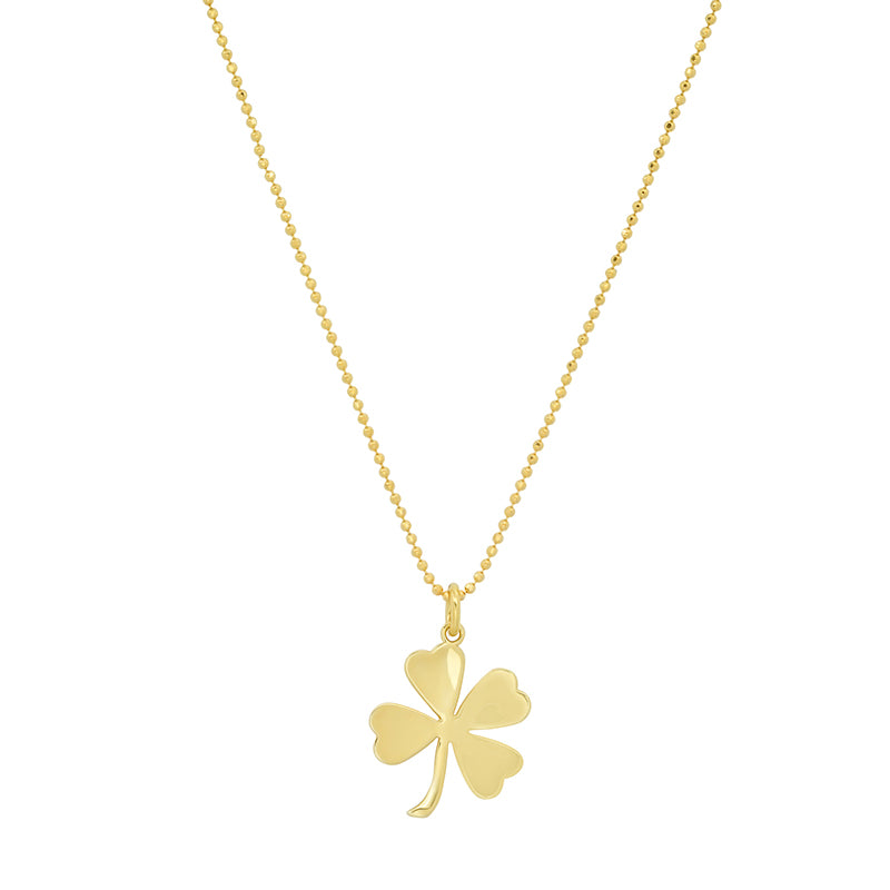 Large Clover Necklace