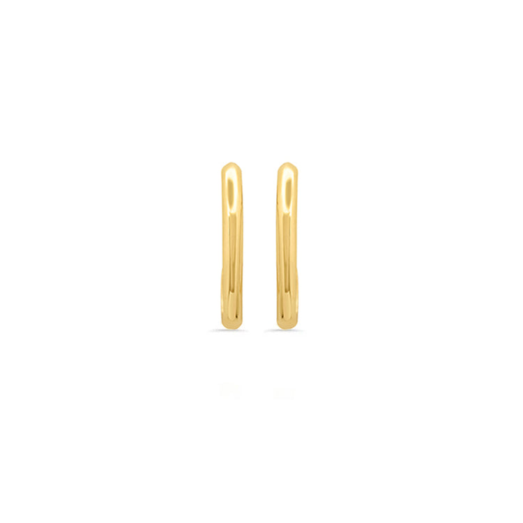Large Edith Link Studs