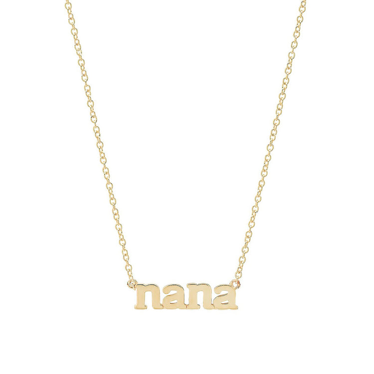 Nana Necklace