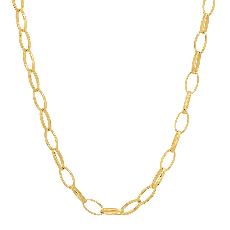 Medium Edith Link Necklace